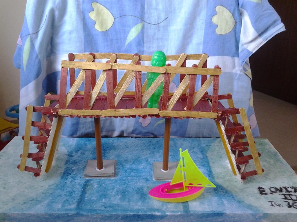school project how to build a bridge