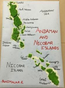 Andaman & Nicobar Islands - By Panimalar